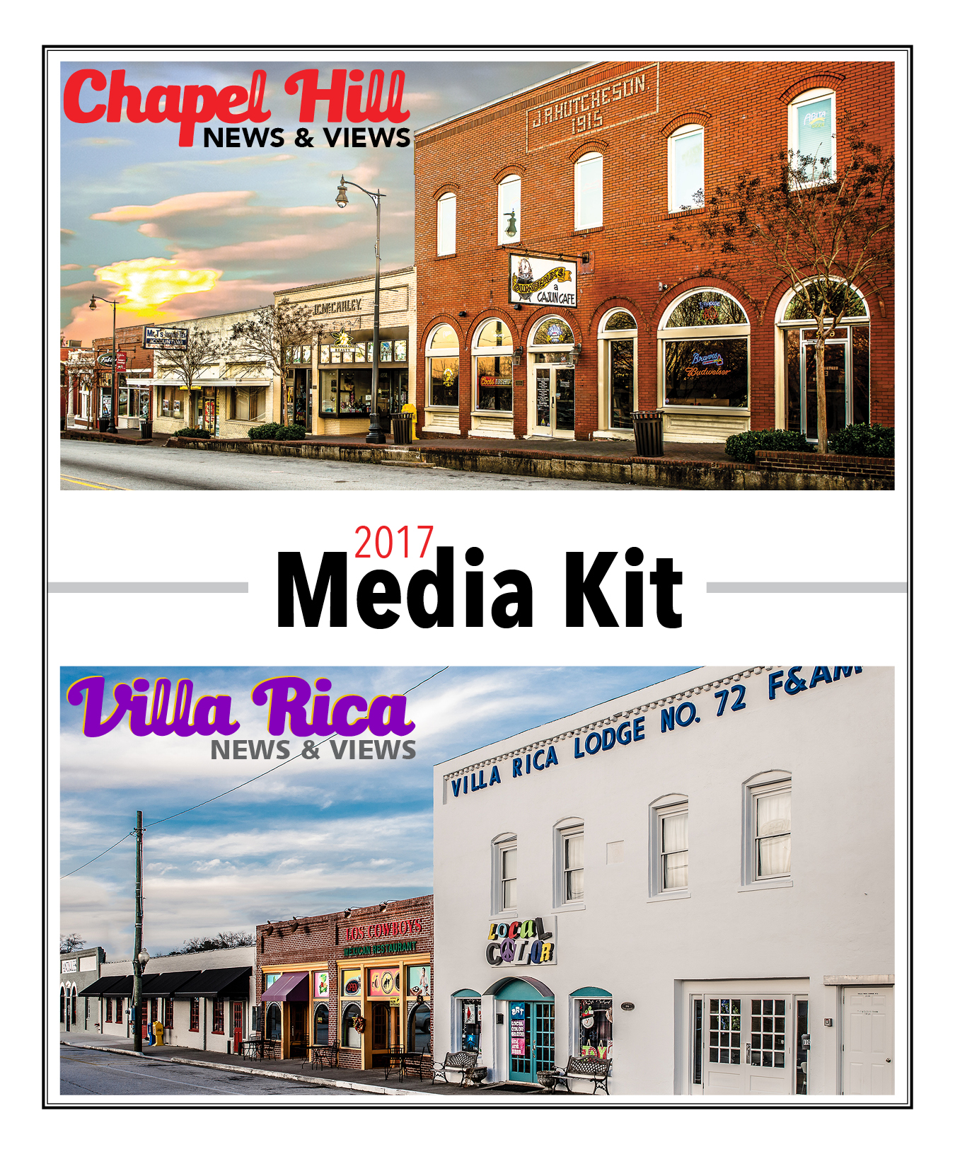 News & Views Media Kit