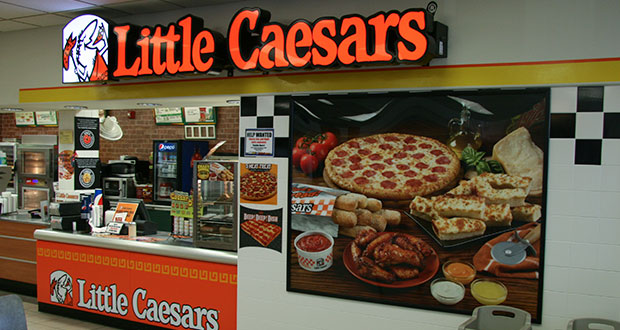 Little Caesars opening
