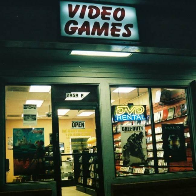 The Secret Game Shop closes